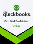 Quickbooks ProAdvisor badge